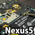 強制終了連発で壊れたNEXUS5を直す方法(バッテリー交換)