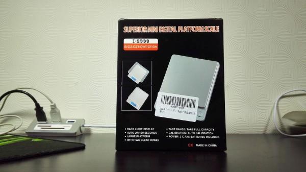 Amir® デジタル クッキング スケール 調理用 料理用スケール キッチンスケール 携帯タイプ ポケット ミニスケール 小型 高精度 計量器 0.1gから3kgまで 銀色 電池付き