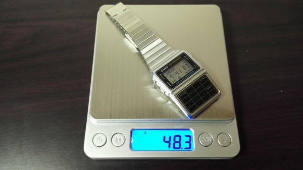 時計DateBankを図ってみた