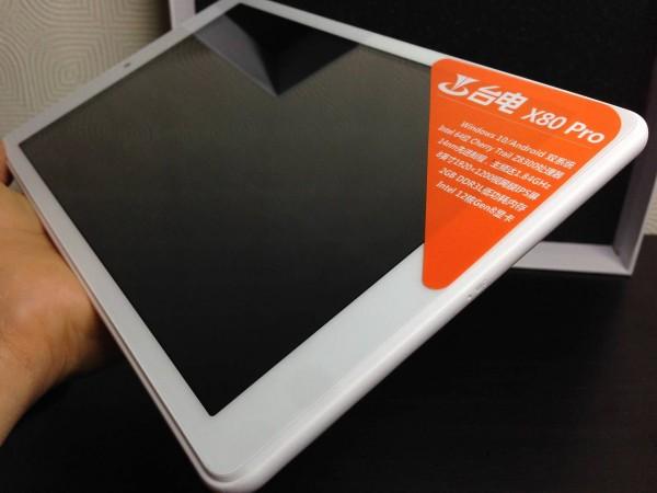 8 inch Teclast X80 Pro015