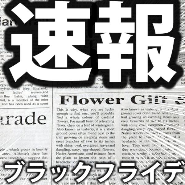 【GearBest・ブラックフライデー・速報】速報!速報!速報!速報!速報!速報!速報!速報!