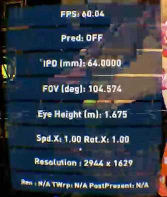 Unity chan の解像度など FPS等