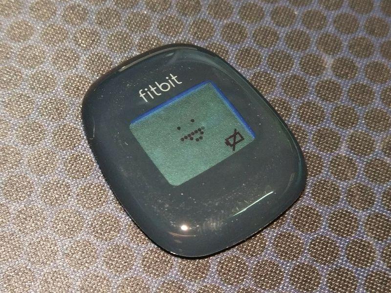 Fit Bit Zipの電池交換の方法・仕方