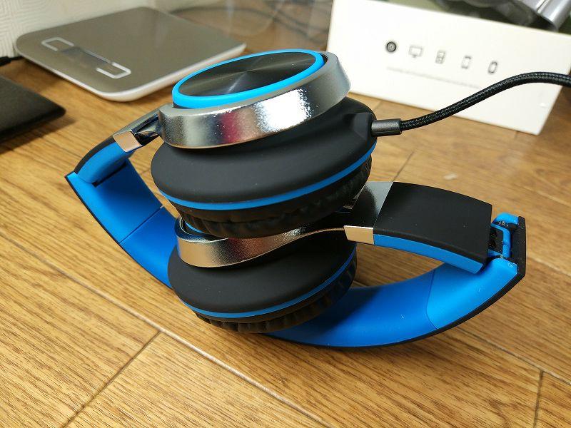 【ヘッドフォン】2000円以下で買える高音質のヘッドフォンを使ってみた(AILIHEN C8)