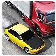 【Androidゲーム】ひたすら車を走らせてアップグレードするゲーム(Traffic Racer)