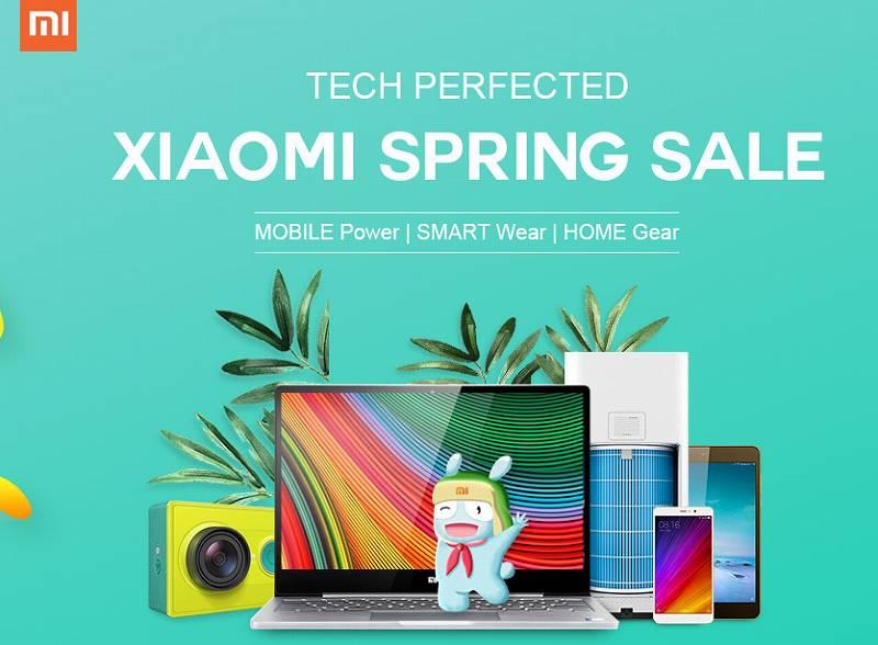 【GearBest・セール速報】Xiaomiのガジェットがお買い得のスプリングセール!