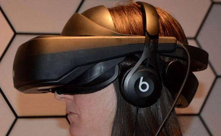 SteamVRに対応するLG VRが開発中