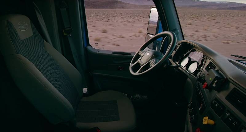 高速道路のトラック運転をサポートする自動運転プログラムが開発中(Embark)