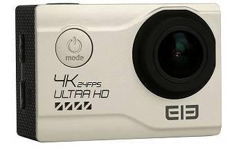 【アクションカメラ】ELE Explorerの上位モデルがハイスペックすぎる!(EleCam Explorer Elite)