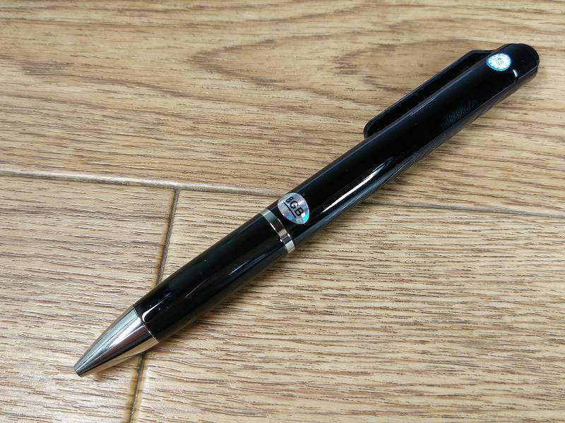【ペン型ボイスレコーダー】絶対にバレない!ボールペンの形をしたボイスレコーダーがすごい!