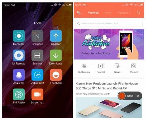 XiaomiのOSであるMIUI8から動画キャプチャー機能が追加されるぞ!