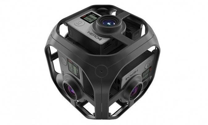 【GEEK News】GoProがVR関連事業を大幅に縮小するらしい。