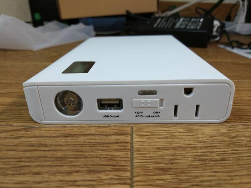 【モバイル電源】コンセントへの充電も可能な万能バッテリー!24000mAh(AC充電ポート対応)