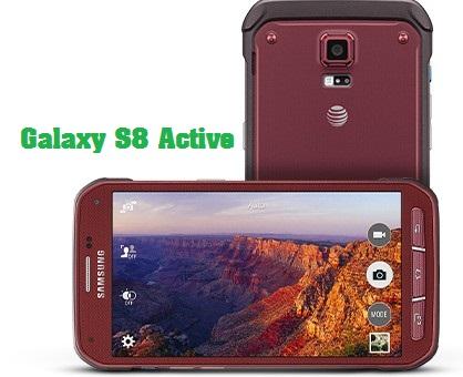 【GEEK News】防水・防塵のタフネススマホの!Galaxy S8 Activeが発売予定か!?