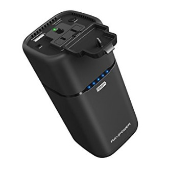 【Amazonタイムセール】RAVPowerの最新モバブが激安特価に!コンセント接続にも対応したモバブがすごい!