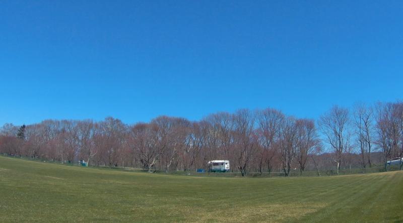 【中華GoPro・タイムラプス】サッカーコート4面分の芝生でタイムラプスを撮影するとすごい綺麗!