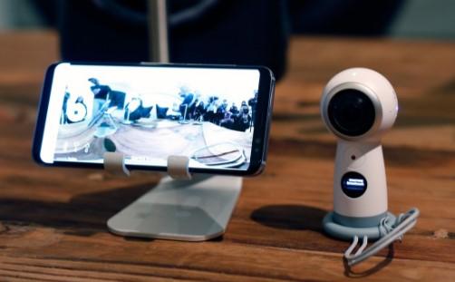 【GEEK News】サムスンの新型Galaxy Gear360が6月1日発売決定