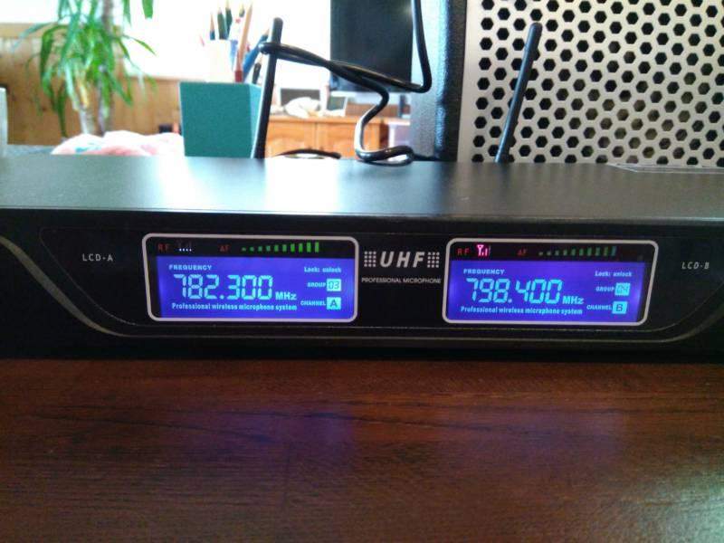 【無線マイク】すぐに使える!1万円以下の激安無線マイクを使ってみた。(U200B)
