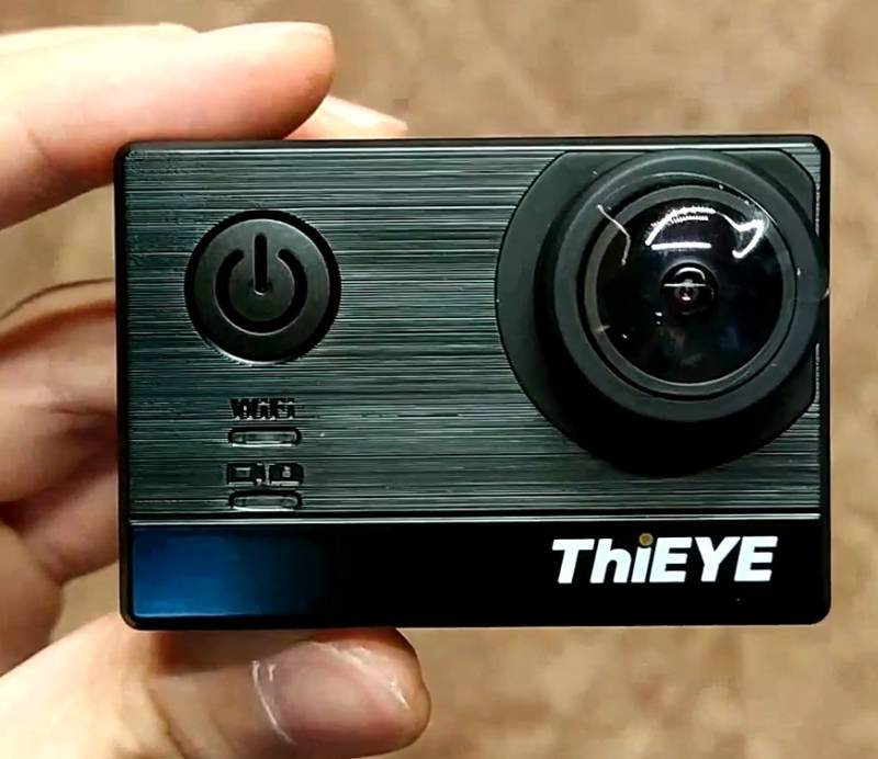 【中華GoPro】15,000円で買える!かっこよすぎる高品質なアクションカメラ!(ThiEYE T5e 開封編)