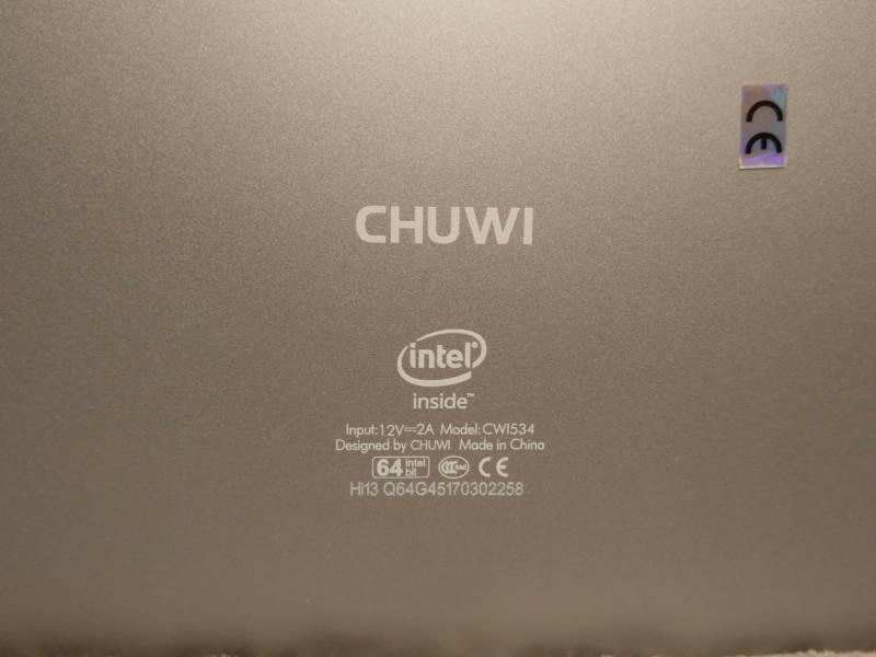 【中華タブレット・Chuwi Hi13】レビューまとめ