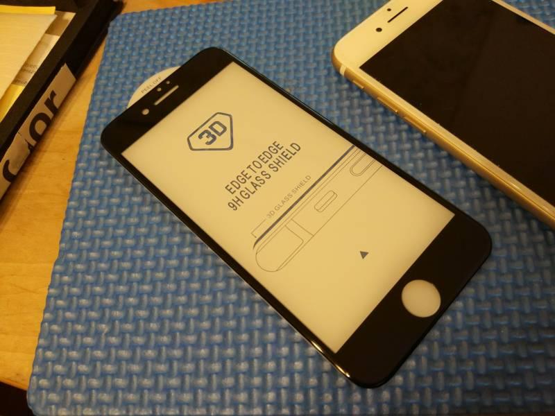 【ハウツー】iPhoneに保護ガラスを確実に綺麗に取り付ける簡単な方法