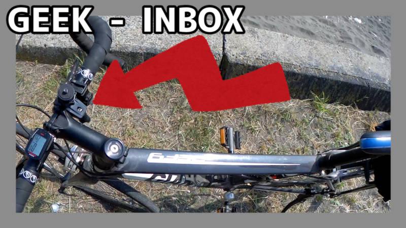 【アクションカメラ・SJCAM SJ6 LEGEND】自転車に載せて自転車載撮影してみたヽ(^ω^)ノ