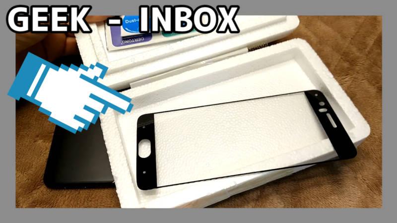 【スマートフォン・OnePlus 5】200円の保護ガラス☆その実力を検証してみたヽ(^ω^)ノ