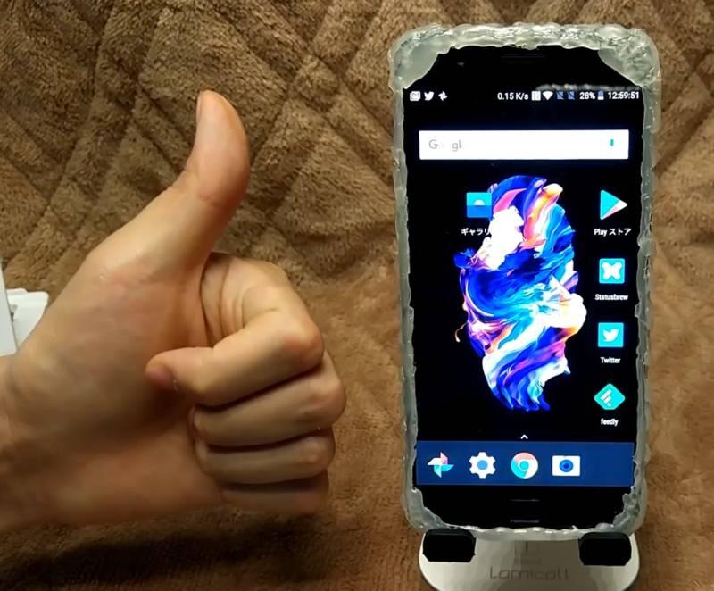 【スマートフォン・OnePlus 5】充電スピード検証!ダッシュチャージの力を試してみた!