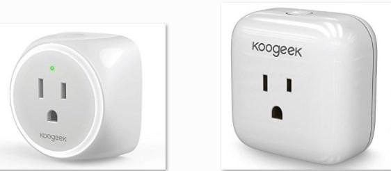 【スマートコンセント・Koogeek】スマートコンセントP1とP2の違いについて