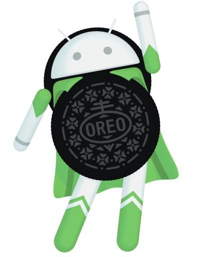 Googleの最新OSがオレオになったらしいよ。