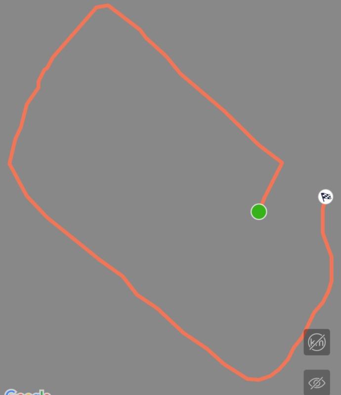 ランニングに最適!GPS精度とルート記録の検証編【Xiaomi Huami AMAZFIT Bip・スマートウォッチ】