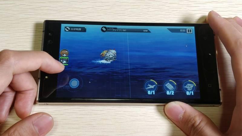【OUKITEL K3・スマートフォン】アプリの起動と動作の検証編
