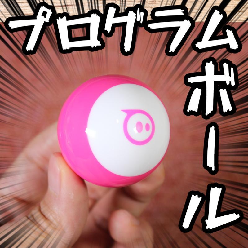 猫のおもちゃに最適なラジコンボール【Sphero Mini , 開封編】