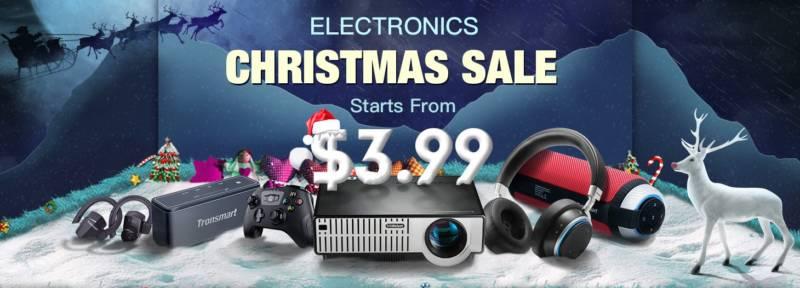 欲しいガジェットはクリスマスにゲットしよう!【geekbuying・セール速報】