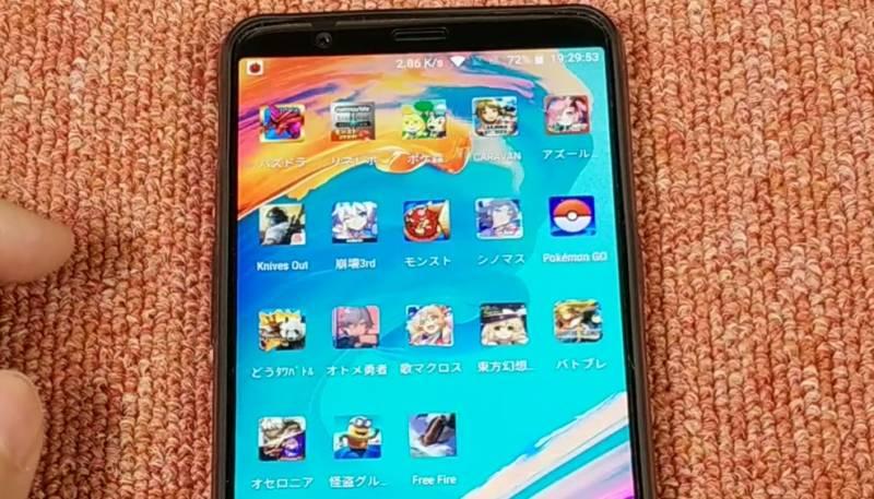 【OnePlus 5T , スマートフォン】アプリ動作検証編