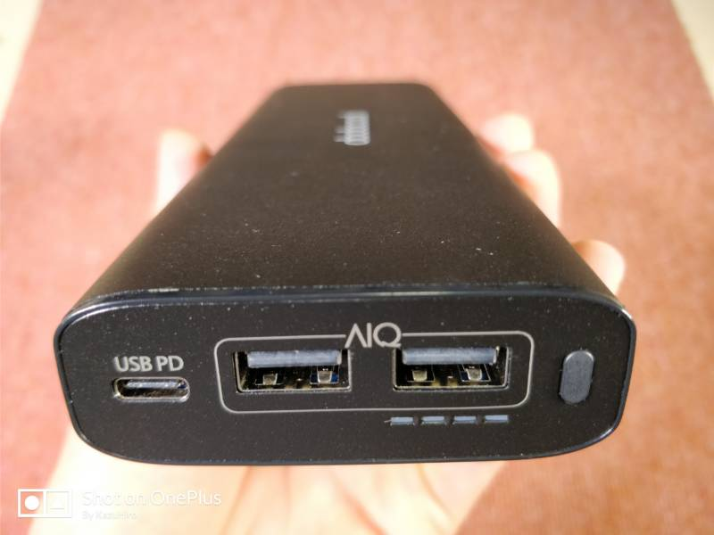 モバイルバッテリーでパソコンを充電出来る時代到来!【dodocool , モバイルバッテリー20100 mAh PD対応 】