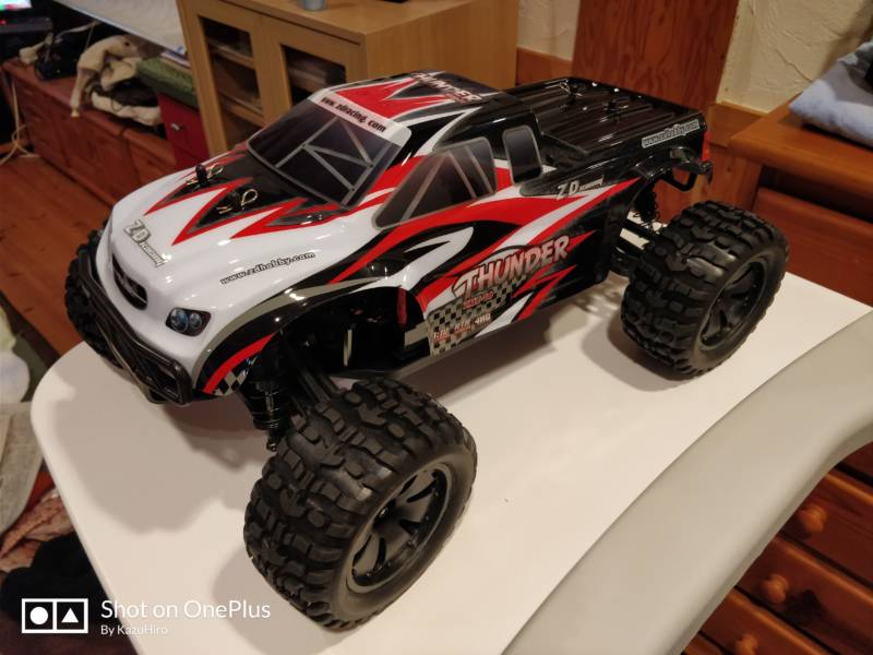 ZD Racing 10427 ラジコンカー 開封レビュー (39)