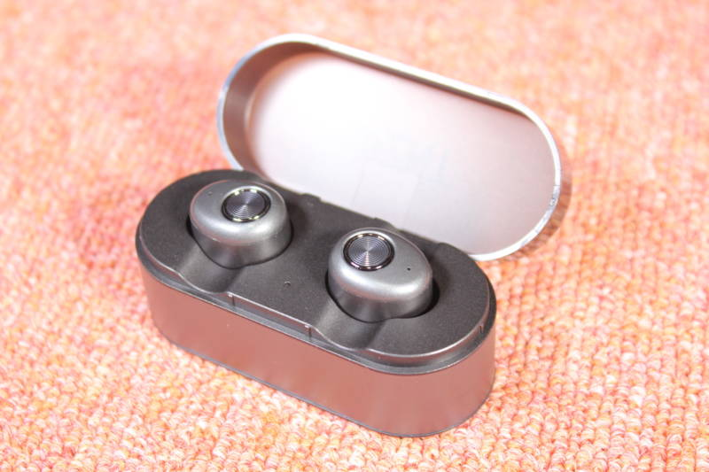 AirPodsのよりも安い両耳完全無線イヤホン!【ZNT AirFits 完全ワイヤレスイヤホン】