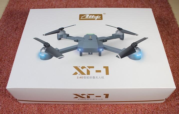 Attop XT-1 レビュー
