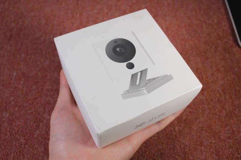 【目次】Xiaomi Xiaofang IP Camera , 監視カメラ