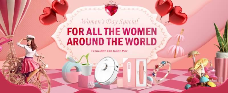 女性も海外で通販する時代【geekbuying・セール速報】