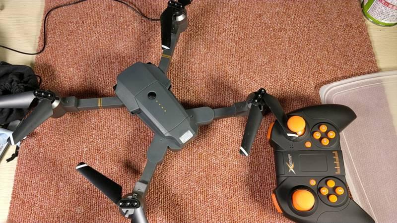 【Attop XT-1 , ドローン】飛ばす方法を簡単に解説