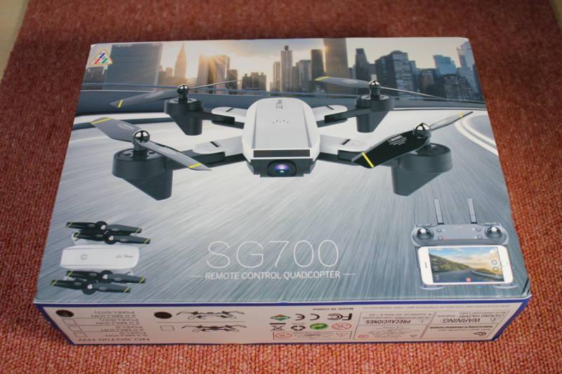 【目次】SG700 Dual , ドローン