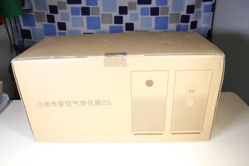Xiaomi Smart Air Purifier 2S 空気清浄機 開封レビュー (2)