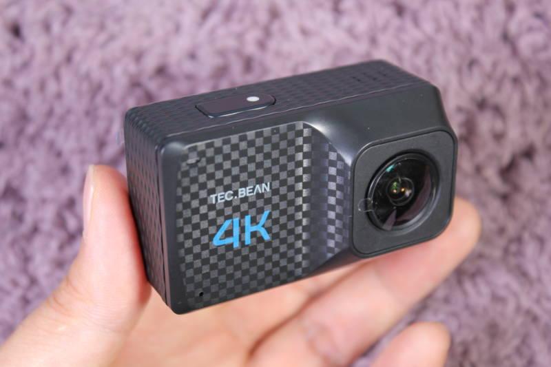 【衝撃】こんなに高画質なアクションカメラが約1万円でいいの!?【TEC.BEANT3 , 開封レビュー編】