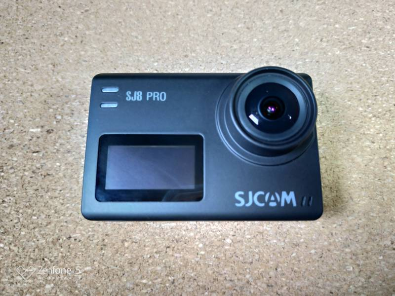SJCAM SJ8 Pro 開封レビュー (30)