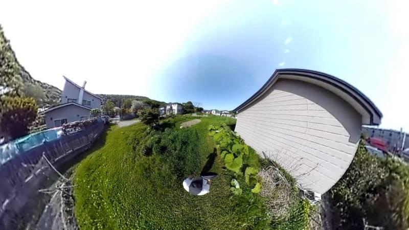 【Wunder360 C1 , 360度カメラ】サンプル映像集(動画編)
