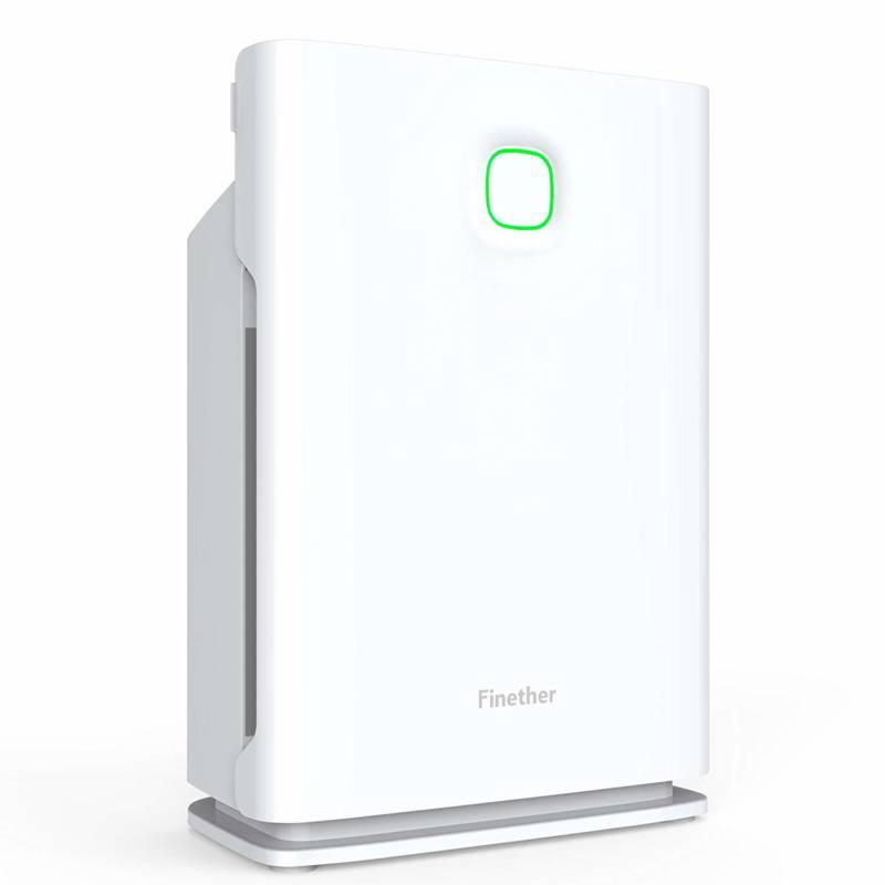 アマゾンで買える、激安空気清浄機の性能をチェック【Finether 空気清浄機】