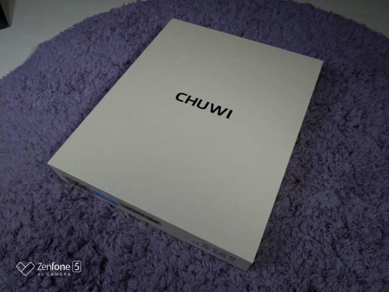 Chuwi Hi9 Pro 開封レビュー (1)