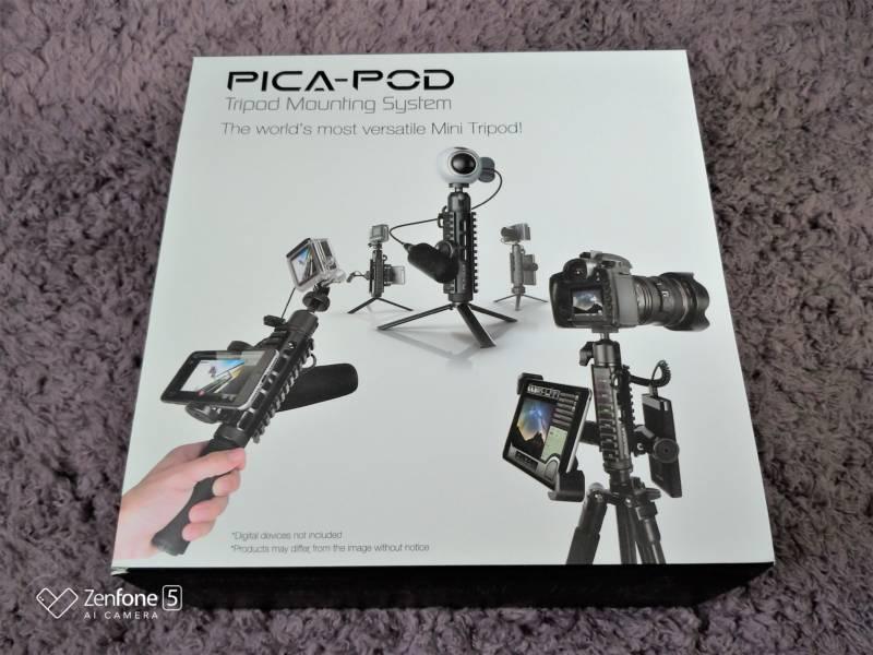 【目次】カメラマウント PICA-POD PG-001